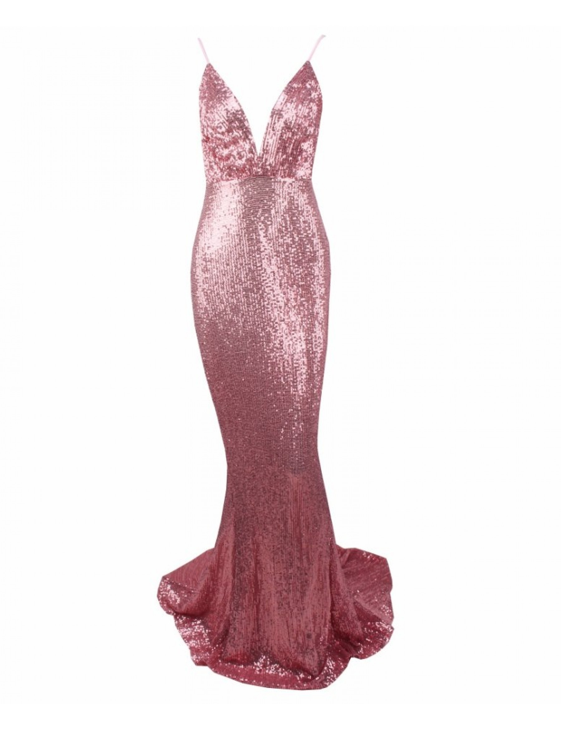 Lucille Gown - Pink