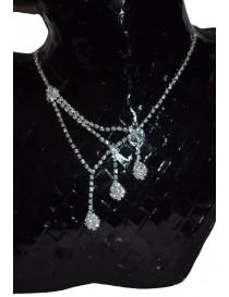 Bridal Crystal Rhinestone Jewellery Earring Set