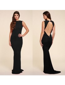 Bella Evening Fishtail Dress