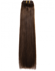Chocolate Brown human Hair