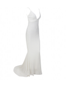 Lucille Gown - White