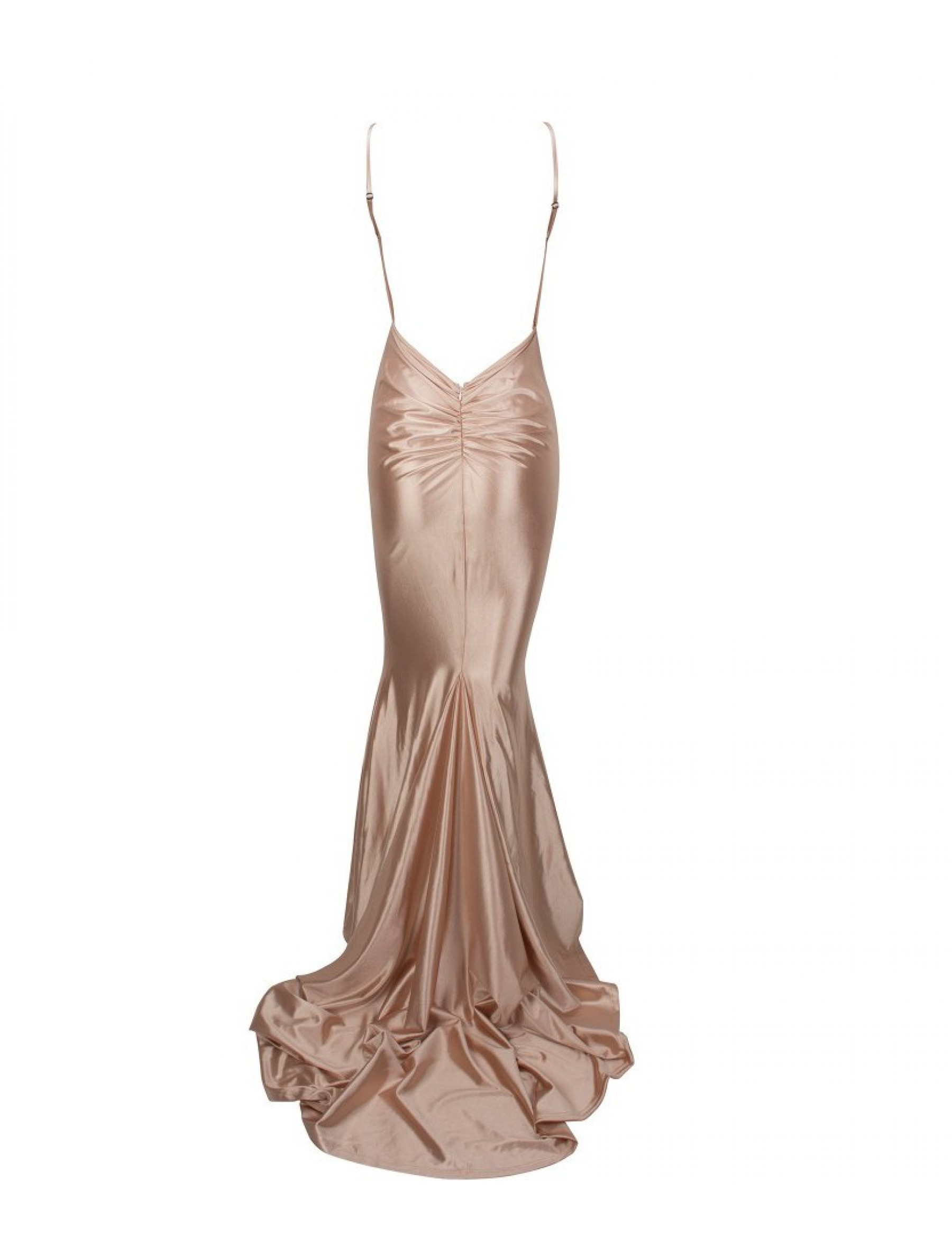 Nicole M Gown - Nude